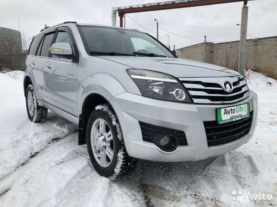 Объявление о продаже Great Wall Hover H3 Super Luxe 2.0 MT 4×4 2011 г. г. фото 3