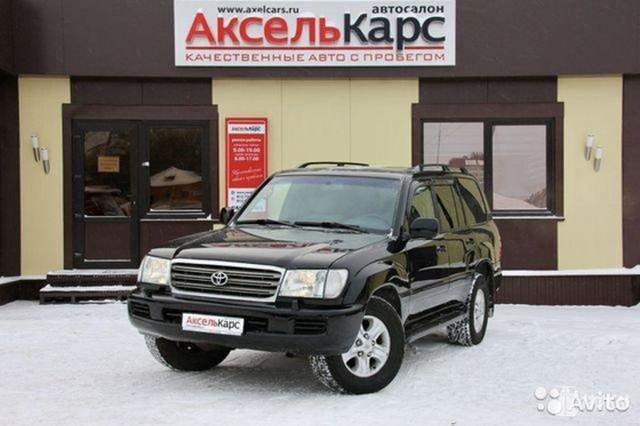 Продажа б/у Toyota Land Cruiser (Тойота Лэнд Крузер) 4.7 AT 2004 в Кирове за 949000 Р